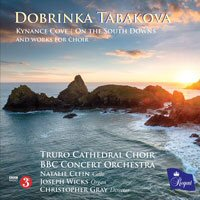 Dobrinka Tabakova Kynance Cove CD 2019